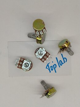 Радиодетали и электронные компоненты - Резистор подстроечный, 0