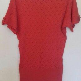 Блузки и кофточки - Тонкая вязанная блузка , 0