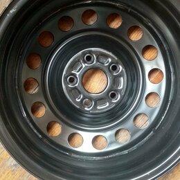 Шины, диски и комплектующие - продаю 1 стальной диск б\у R16, 0