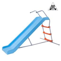 Игровые и спортивные комплексы и горки - Горка прямая 2 в 1 DFC SlideWhizzer SW-04, 0
