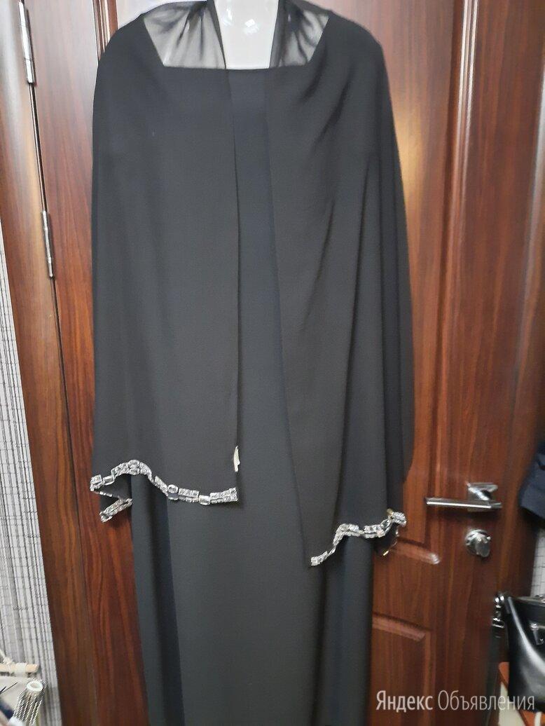 Платье вечернее с накидкой по цене 2800₽ - Платья, фото 0
