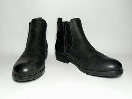Ботинки - Ботинки «LILLEY». Кожа. Новые. Унисекс.  UK – 9…, 0