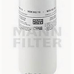 Фильтры, насосы и хлоргенераторы - Фильтр Гидросистемы Wdk962/16 MANN-FILTER WDK96..., 0