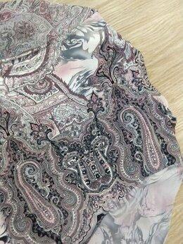 Блузки и кофточки - Блузка женская с узорами размер 48-50, 0