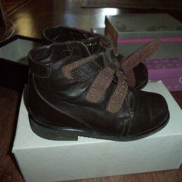 Ботинки - Продаю ортопедические ботинки, 0