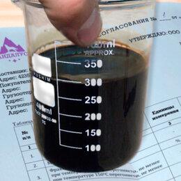 Топливные материалы - Печное топливо темное - для топки на сжигание, 0