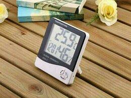 Метеостанции, термометры, барометры - Термометр-гигрометр HTC-1 - Метеостанция, 0