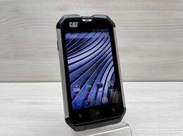 Мобильные телефоны - Смартфон Caterpillar Cat B15. Т5324. , 0