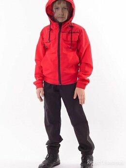 """Комплекты верхней одежды - Костюм """"PATRIOT"""" (Сорочка, Красный) Baby TRITON, 0"""