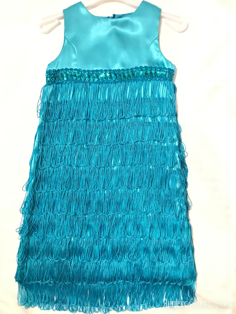 Платье дизайнерское на 128 по цене 1500₽ - Платья и сарафаны, фото 0