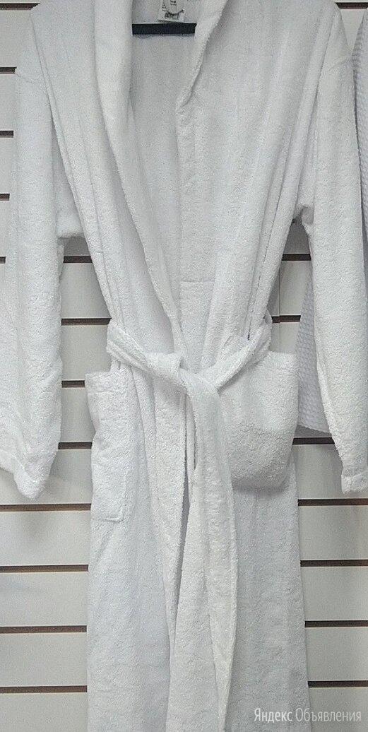 Халат махровый по цене 1650₽ - Домашняя одежда, фото 0