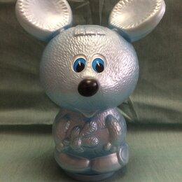 """Подарочная упаковка - Мышка """"Карамелька"""" для сладкого подарка, 0"""