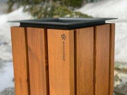 Мусорные ведра и баки - Урна садово-парковая «Forest» 400 из термососны,…, 0