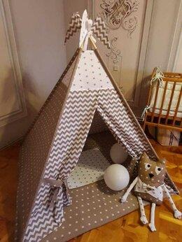 Игровые домики и палатки - Вигвам игровая палатка, 0