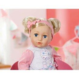 Куклы и пупсы - Кукла Baby Annabell Сестричка София 43см Zapf Crea, 0