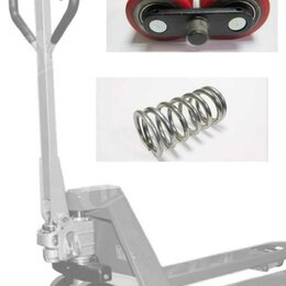 Другое - Ролики и колеса для гидравлических тележек, 0