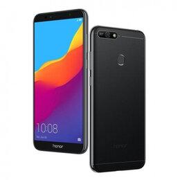 Мобильные телефоны - Смартфон Huawei Honor 7A Pro 2Gb 16Gb Black Чёрный, 0