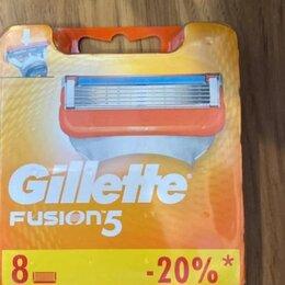 Средства для интимной гигиены - Gillette fusion 8шт оригинал, 0