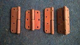 Петли дверные - Дверные петли металлические, толстые, крепкие,…, 0