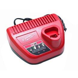 Зарядные устройства и адаптеры питания - Зарядное устройство Milwaukee для аккумуляторов 12В, 0