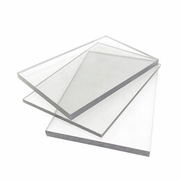 Поликарбонат - Монолитный поликарбонат 3мм 2,05 х 3,05 м…, 0