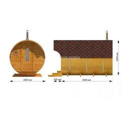 Готовые строения - Бани в нижневартовске , 0