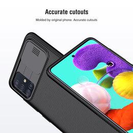 Чехлы - Чехол бампер Nillkin CamShield для Samsung A51, 0
