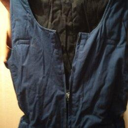 Одежда - Штаны ватные(комбинезон размер 48-50, 0