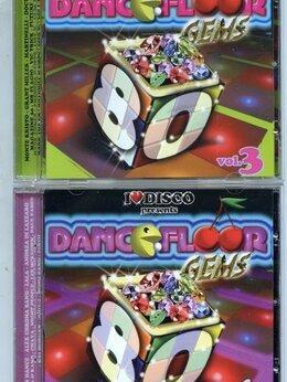 Музыкальные CD и аудиокассеты - Dancefloor Gems (Martinelli Joy Mike Mareen) 10CD , 0