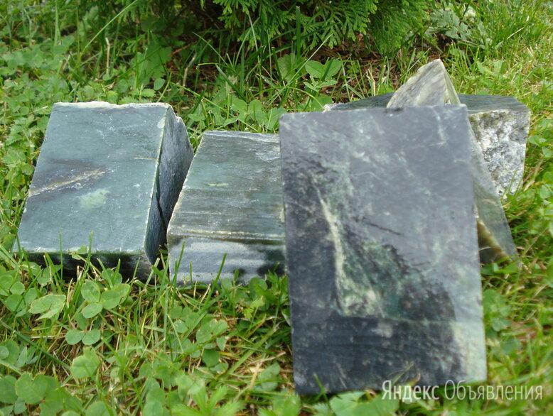 Нефрит-камни для бани по цене 380₽ - Камни для печей, фото 0