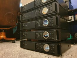 CD-проигрыватели - CD-660 Inter-M CD/MP3 на 6 дисков цап 192 кГц, 0