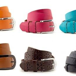 Ремни, пояса и подтяжки - Новый ремень из натуральной кожи, разные цвета, 0