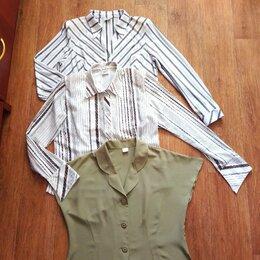 Блузки и кофточки - 3 блузки, 46-48, 0