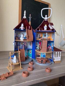 Игровые наборы и фигурки - Новый игровой набор Муми-Дом, 0