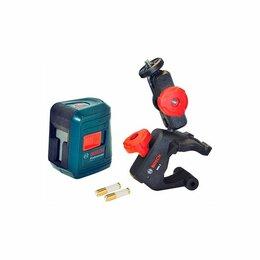 Измерительные инструменты и приборы - Нивелиры Bosch Лазерный нивелир GLL 2 картонная…, 0
