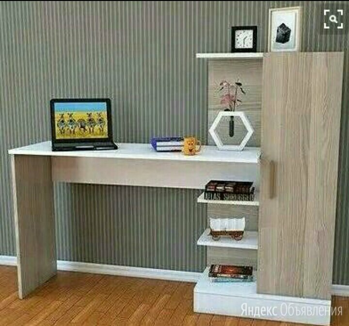 Письменный стол В2 по цене 8930₽ - Компьютерные и письменные столы, фото 0