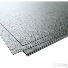 Металлопрокат - Лист рифленый 5 1500х6000 мм, 0