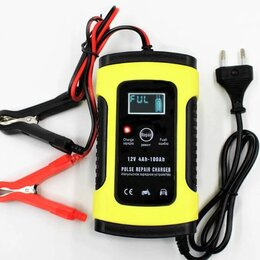 Аккумуляторы  - Зарядное устройство для авто аккумулятора, 0