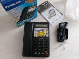 Проводные телефоны - Проводной телефон Panasonic KX-TS2365RUB., 0
