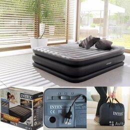 Надувная мебель - Надувные матрасы кровати Интекс INTEX, 0
