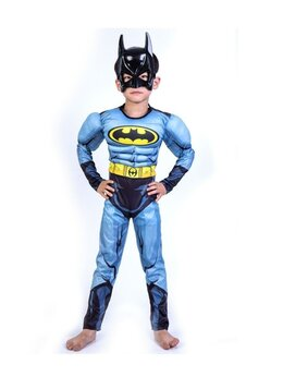 Карнавальные и театральные костюмы - Карнавальный костюм «Супермен», 0