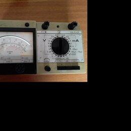 Измерительное оборудование - Мультиметр ц4353, 0