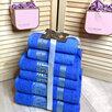"""Комплект из 6ти махровых полотенец """"Versace"""" по цене 1890₽ - Полотенца, фото 3"""