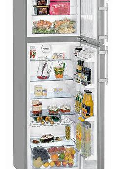 Холодильники - Двухкамерный холодильник Liebherr CTNesf 3663, 0