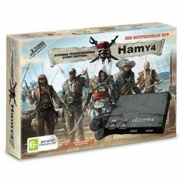 """Игровые приставки - Приставка 8 bit / 16 bit """"Hamy 4"""" 350-in-1…, 0"""