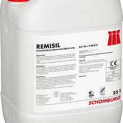 Пропитки - Пропитка для бетона и изделий из него Remisil 10л Schomburg, 0