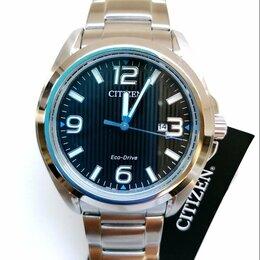Наручные часы - Часы мужские Citizen ECO-drive (Япония), 0