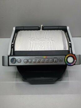 Электрические грили и шашлычницы - Гриль Tefal GC712d34, 0