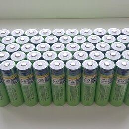 Батарейки - Новые Li-ion аккумуляторы Liitokala 18650 - 21700, 0