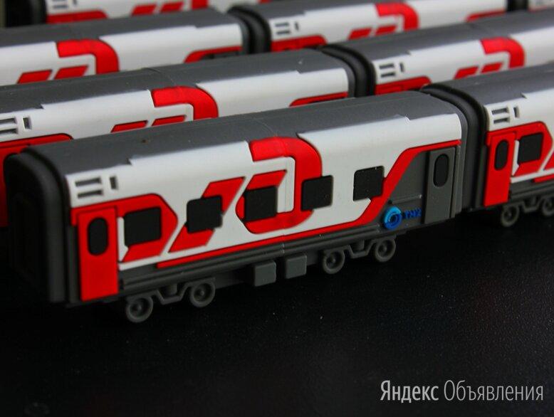 Флешки по индивидуальному дизайну из ПВХ по цене 554₽ - USB Flash drive, фото 0